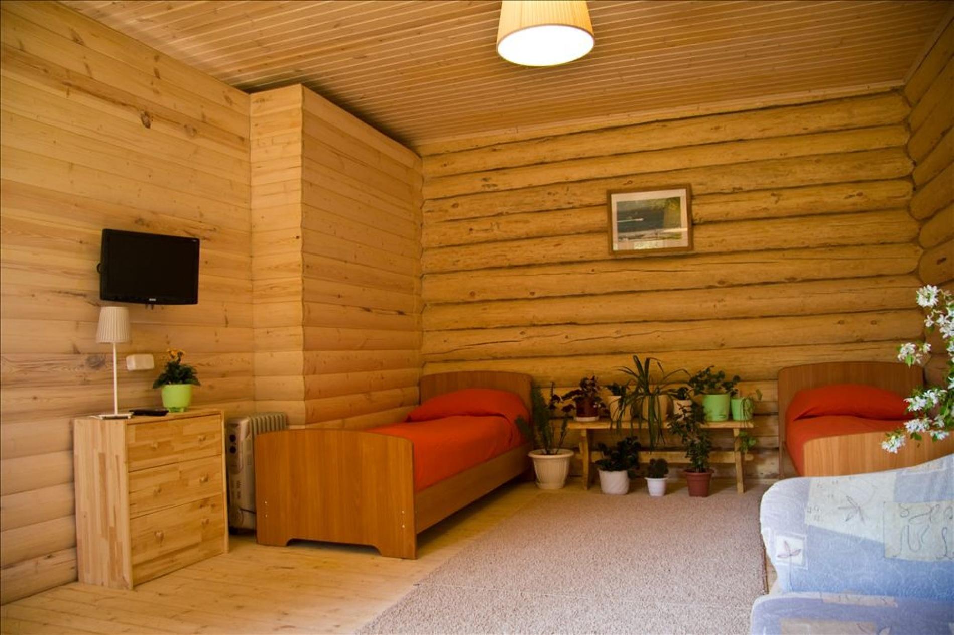 База отдыха «Сказка» Республика Башкортостан 4-местный дом, фото 1