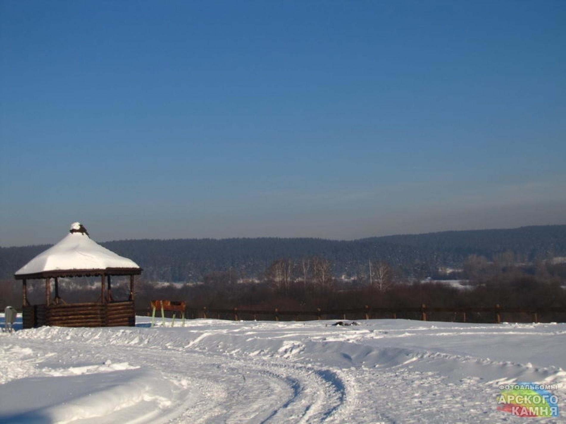База отдыха «Арский Камень» Республика Башкортостан, фото 13