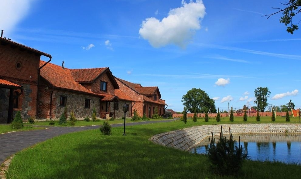 Замковое имение «LANGENDORF» Калининградская область, фото 6