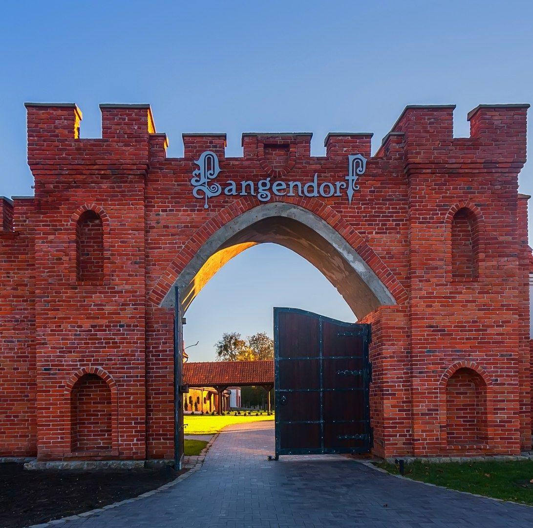 Замковое имение «LANGENDORF» Калининградская область, фото 10