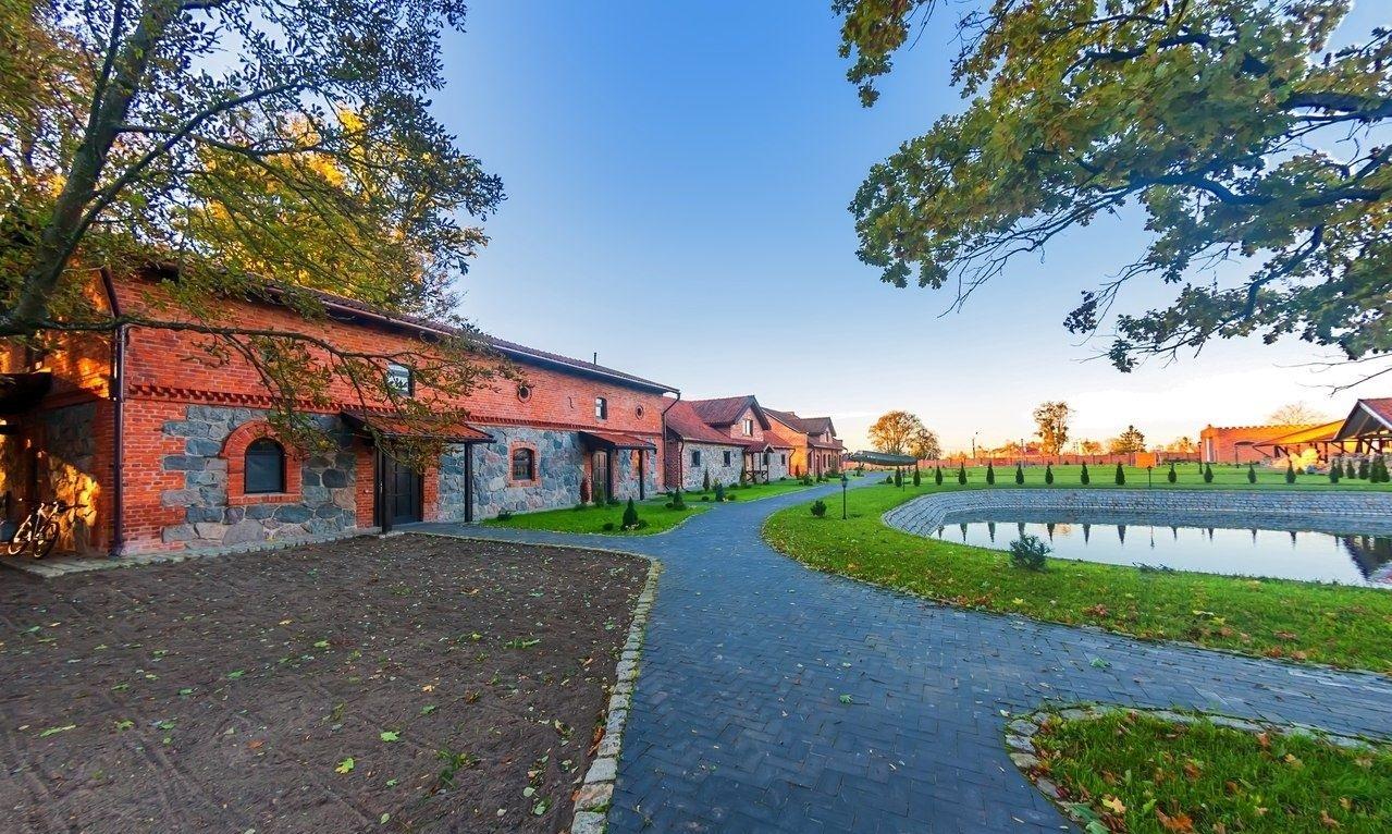 Замковое имение «LANGENDORF» Калининградская область, фото 11