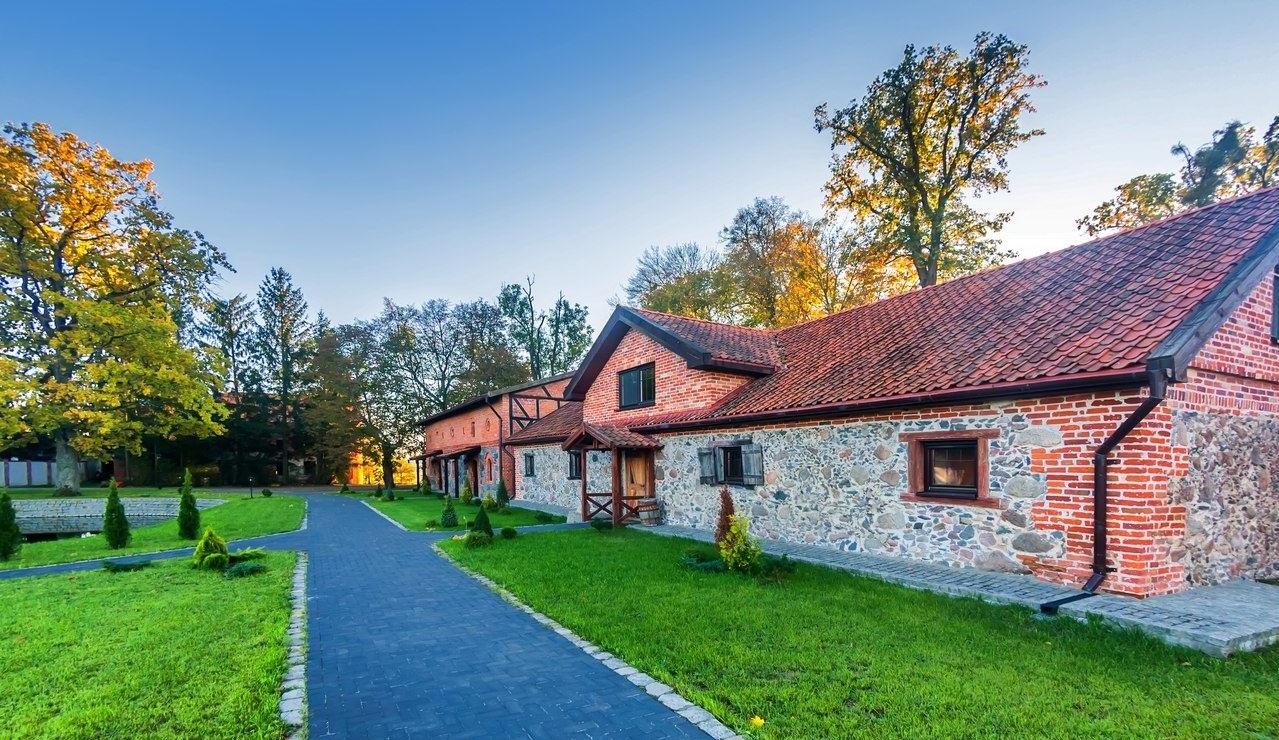 Замковое имение «LANGENDORF» Калининградская область, фото 5