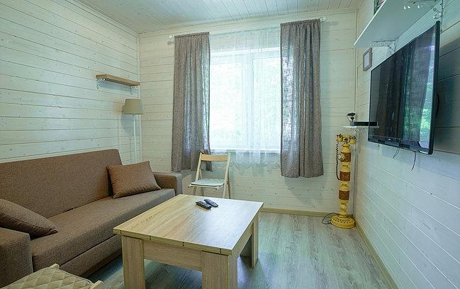 База отдыха «Ново Поле» Тульская область Большой гостевой дом с 4 спальнями, фото 6