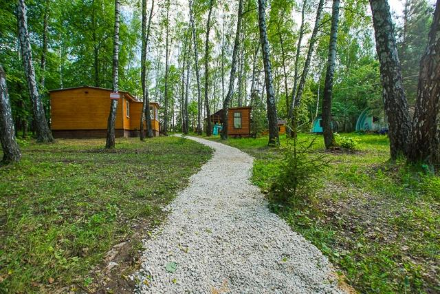 База отдыха «Ново Поле» Тульская область, фото 5