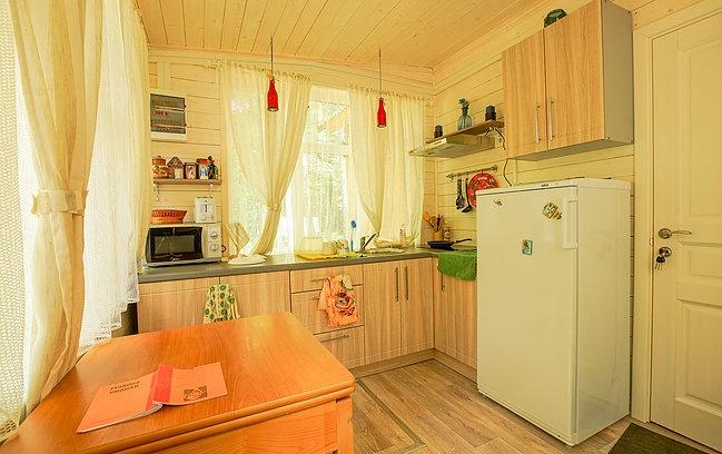 База отдыха «Ново Поле» Тульская область Большой гостевой дом с 4 спальнями, фото 9