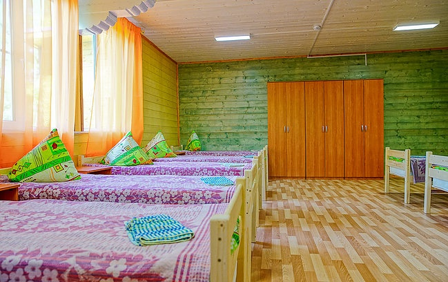 База отдыха «Ново Поле» Тульская область Корпус базы отдыха на 40 гостей, фото 2