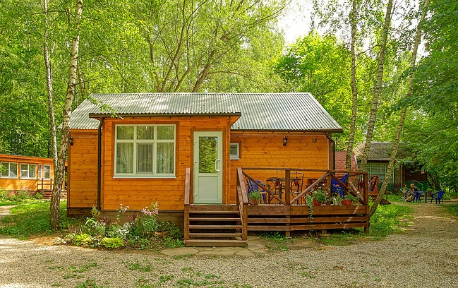 База отдыха «Ново Поле» Тульская область, фото 2