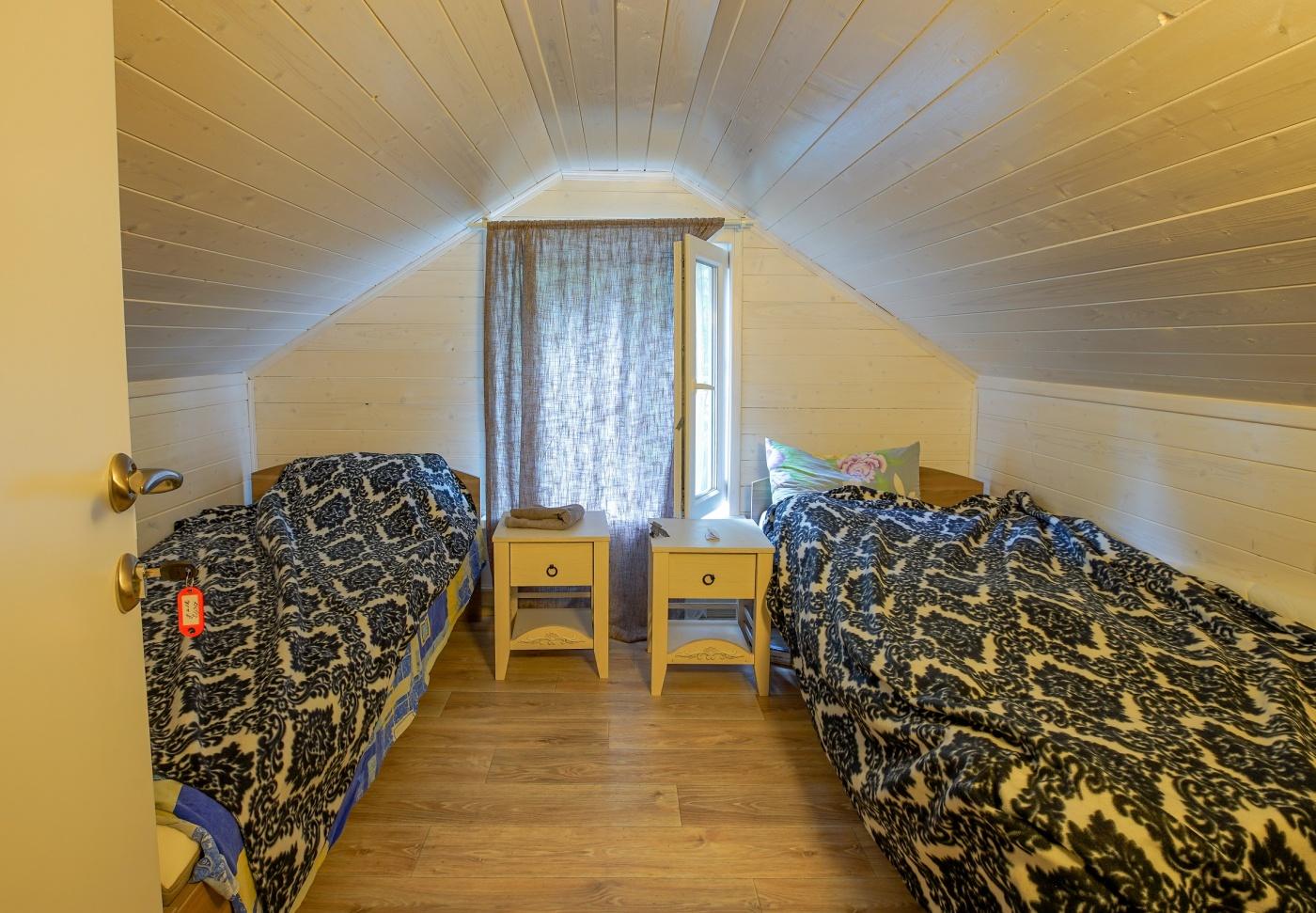 База отдыха «Ново Поле» Тульская область Большой гостевой дом с 4 спальнями, фото 4