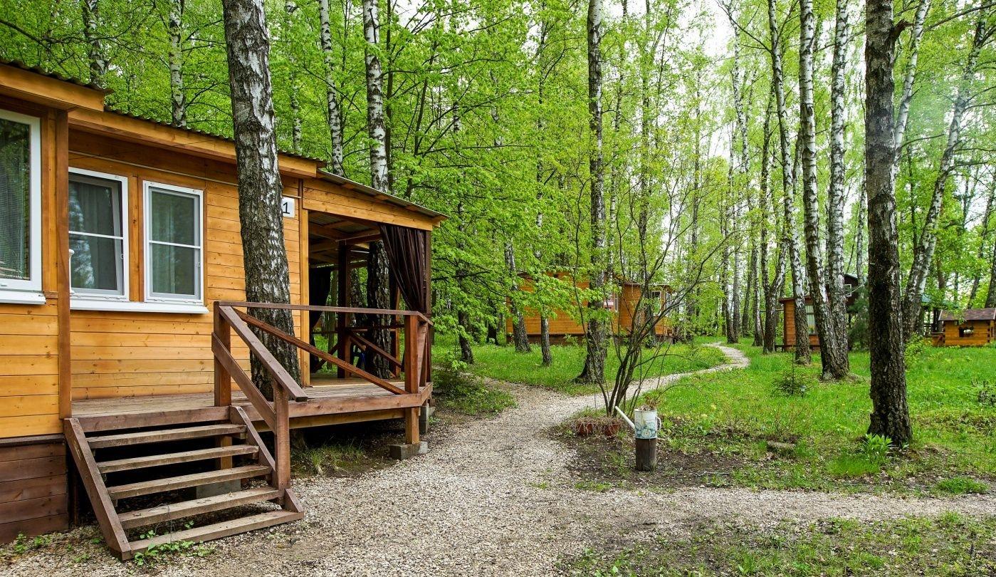 База отдыха «Ново Поле» Тульская область, фото 1