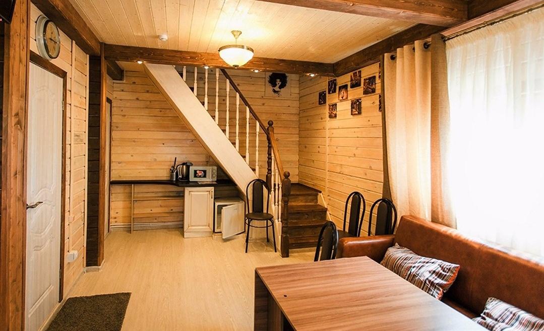 Парк-отель «Ильмурзино» Республика Башкортостан Дом с банькой-лялькой, фото 7