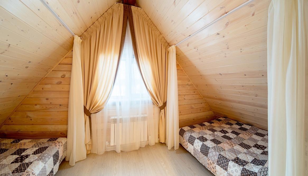 Парк-отель «Ильмурзино» Республика Башкортостан Дом с банькой-лялькой, фото 3
