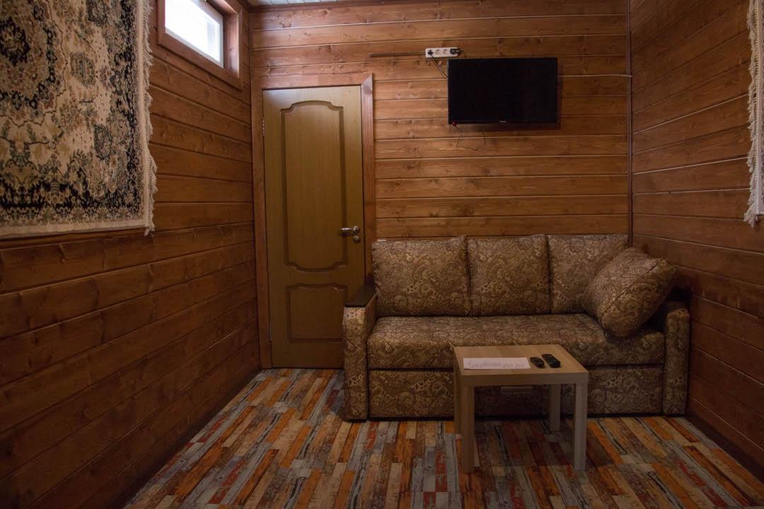 Парк-отель «Ильмурзино» Республика Башкортостан Гриль-домик, фото 2