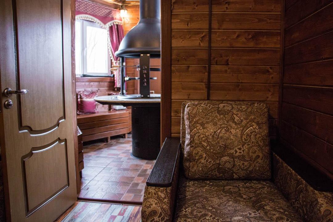 Парк-отель «Ильмурзино» Республика Башкортостан Гриль-домик, фото 3