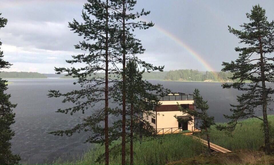 Дом отдыха Хаусбот «Ковчег» Республика Карелия, фото 9
