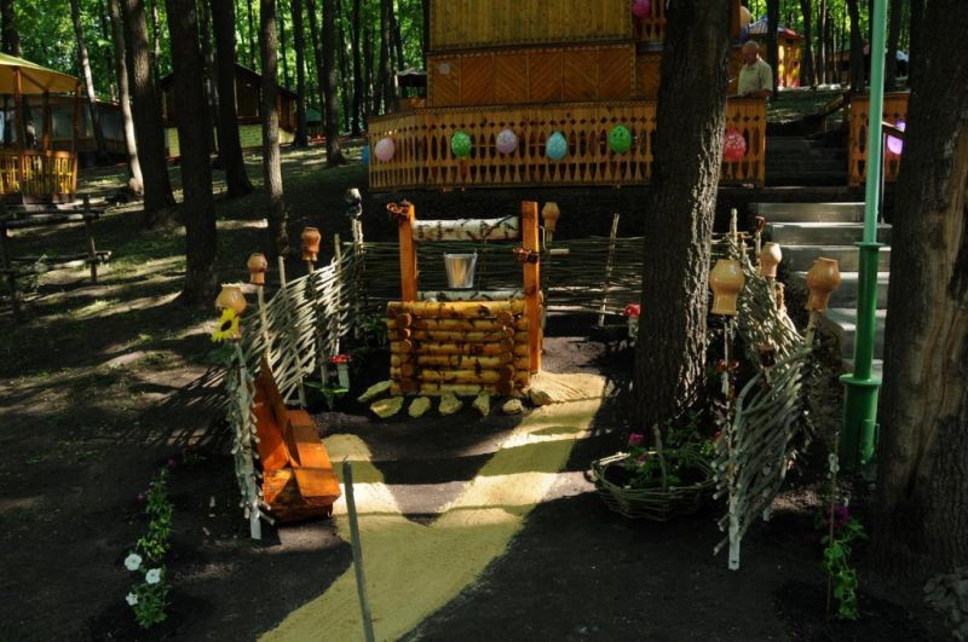"""База отдыха """"Голубой огонёк"""" Липецкая область, фото 19"""