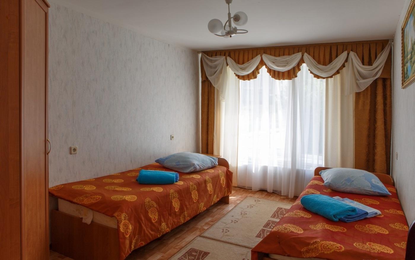 Дом отдыха «Можайский» Московская область Двухкомнатный номер, фото 1