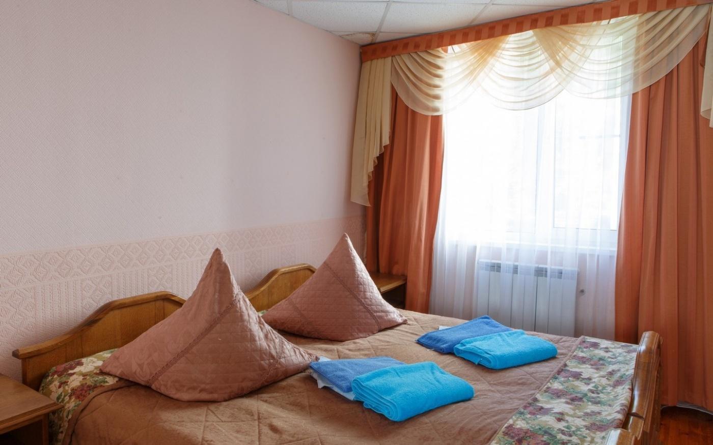 Дом отдыха «Можайский» Московская область Двухкомнатный номер повышенной комфортности, фото 2