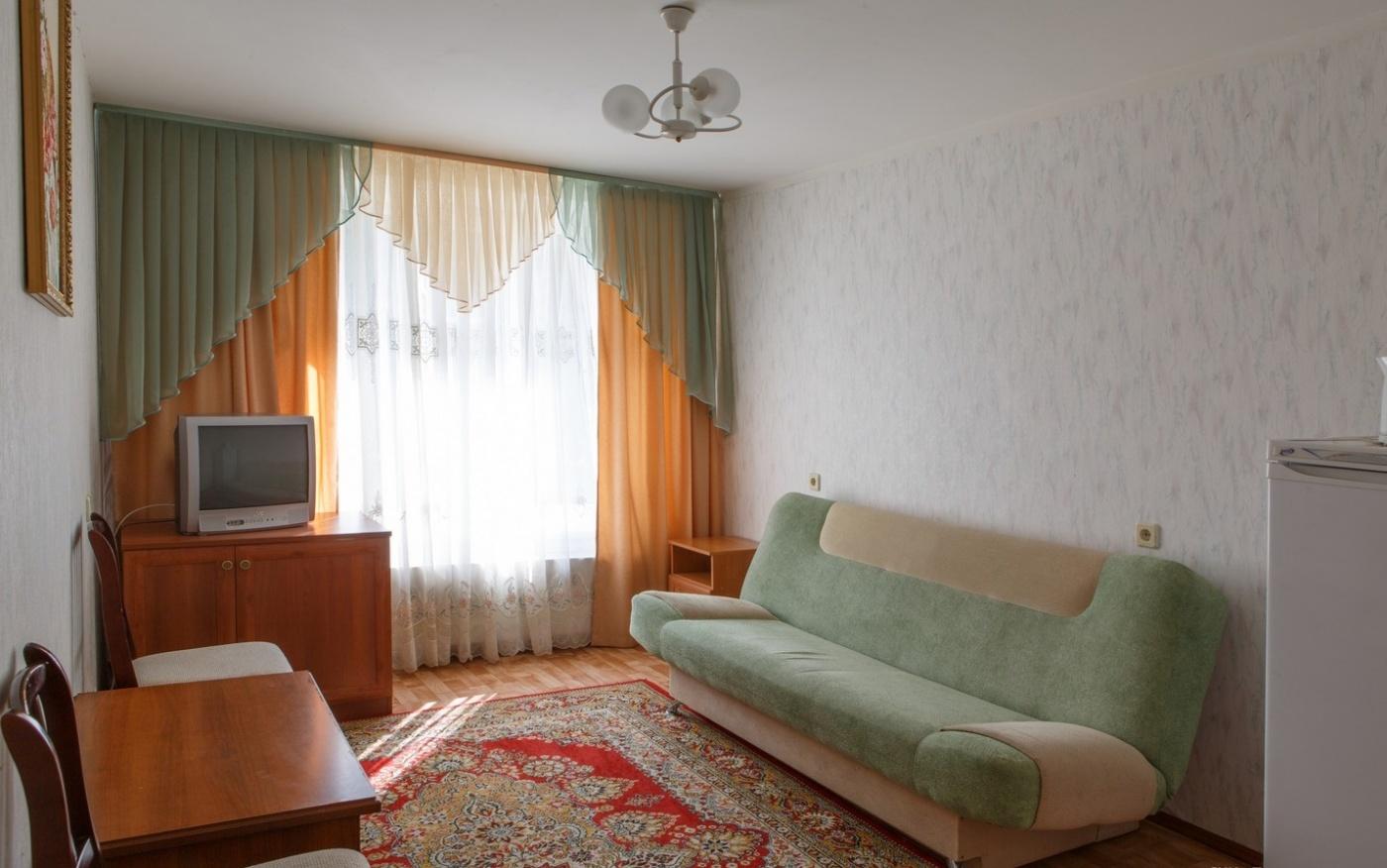 Дом отдыха «Можайский» Московская область Двухкомнатный номер, фото 3