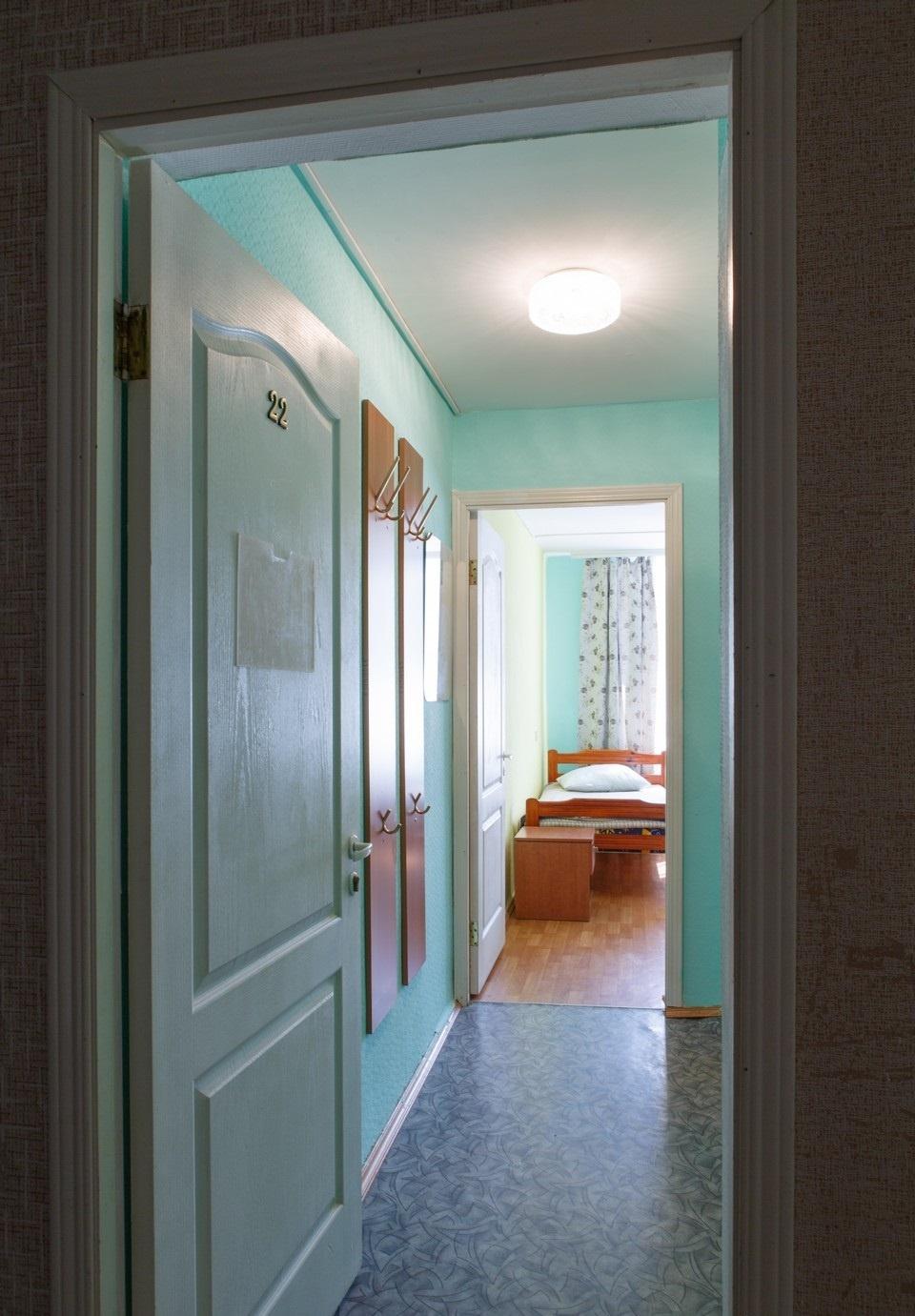 Дом отдыха «Можайский» Московская область Двухместный однокомнатный номер, фото 3
