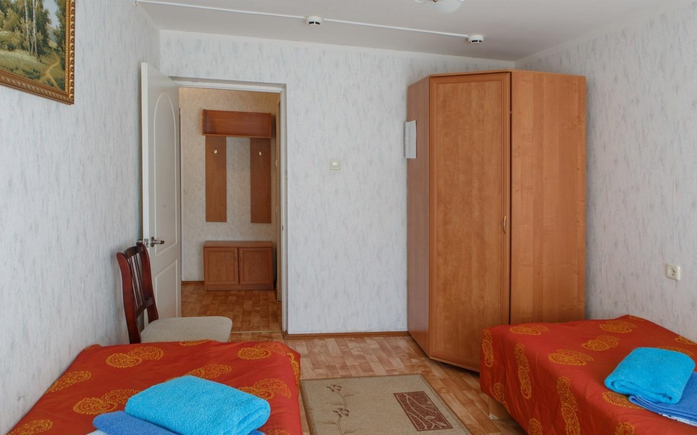 Дом отдыха «Можайский» Московская область Двухкомнатный номер, фото 2
