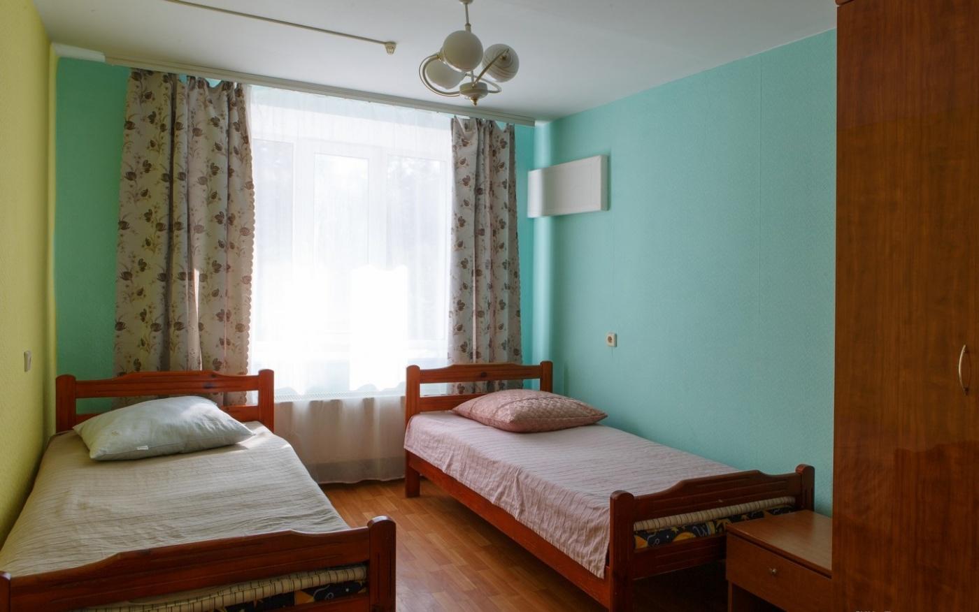 Дом отдыха «Можайский» Московская область Двухместный однокомнатный номер, фото 2