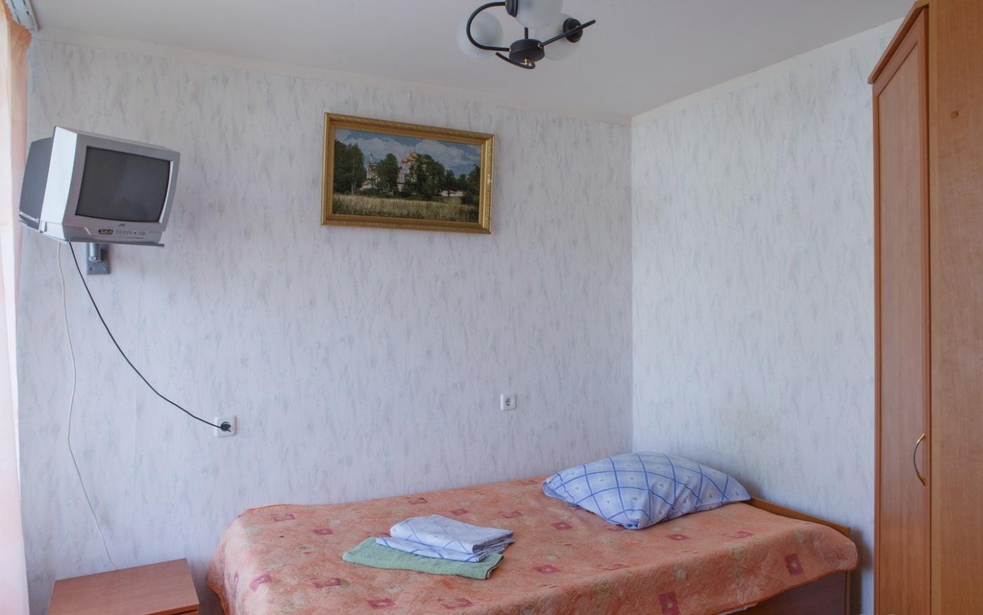 Дом отдыха «Можайский» Московская область Одноместный номер, фото 2