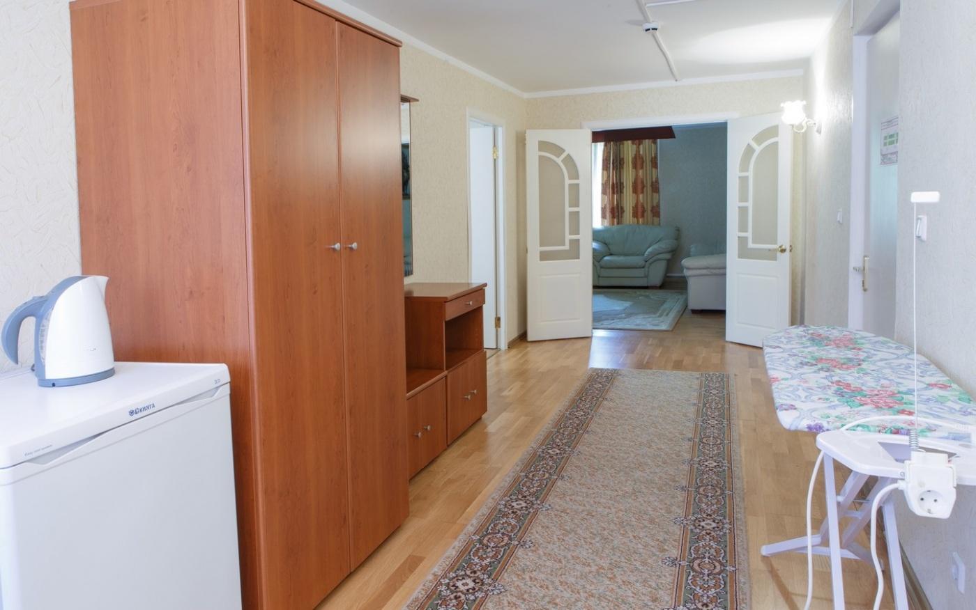 Дом отдыха «Можайский» Московская область Двухкомнатный номер повышенной комфортности, фото 7