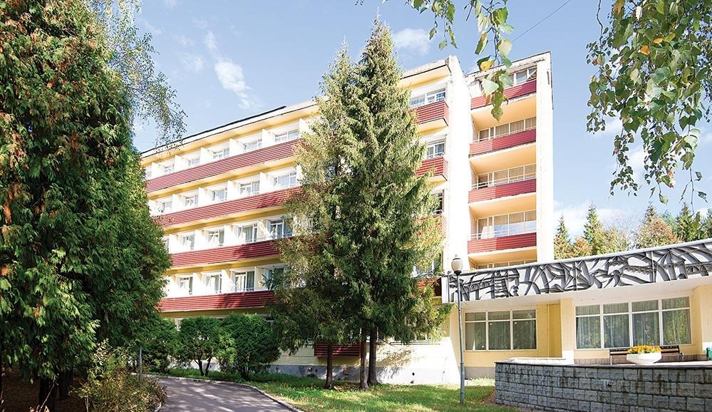 Санаторий «Звенигородский» Московская область, фото 1
