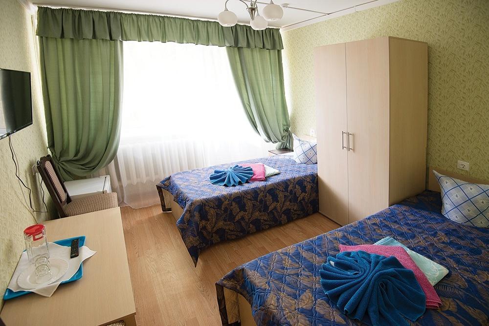 Санаторий «Звенигородский» Московская область Однокомнатный двухместный номер, фото 1