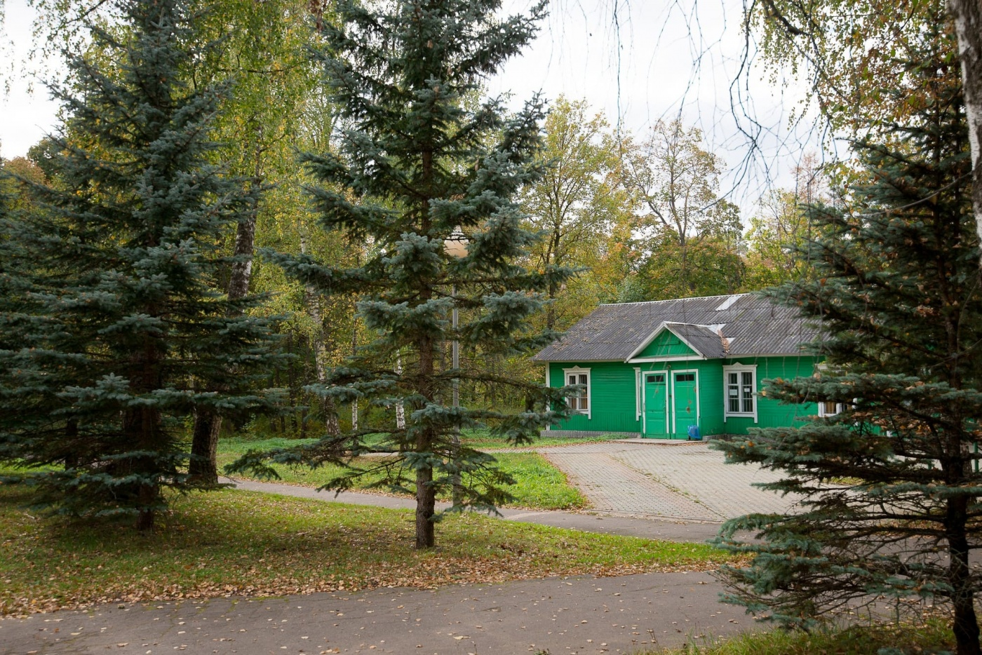Санаторий «Звенигородский» Московская область, фото 8