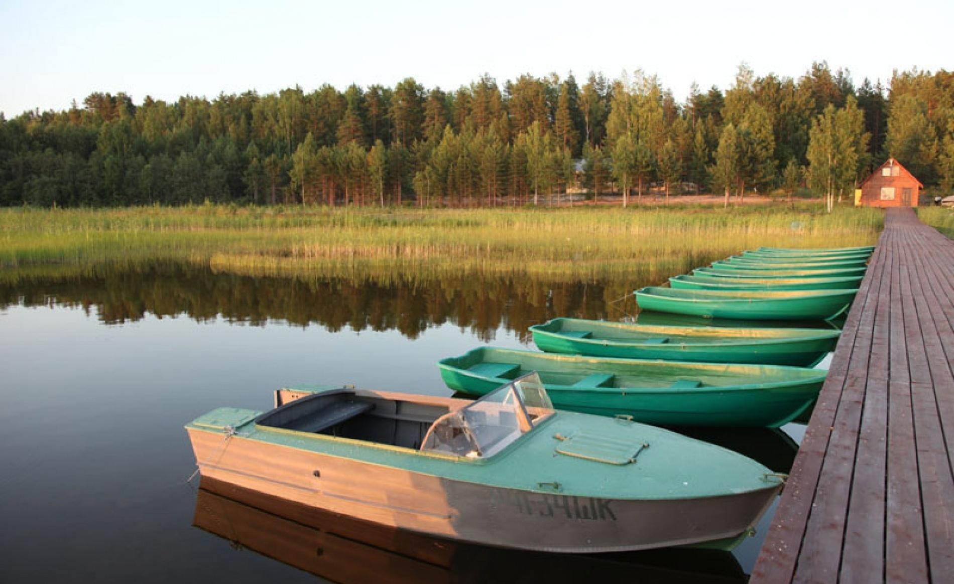 База отдыха «Шишки» Республика Карелия, фото 16