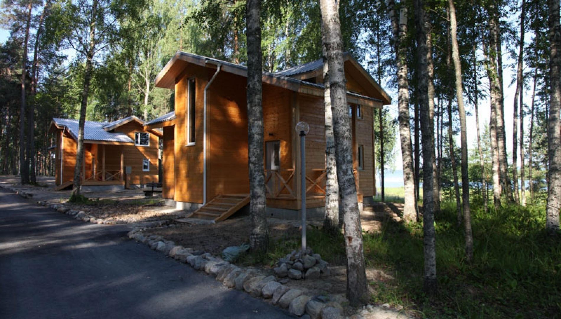 База отдыха «Шишки» Республика Карелия, фото 4