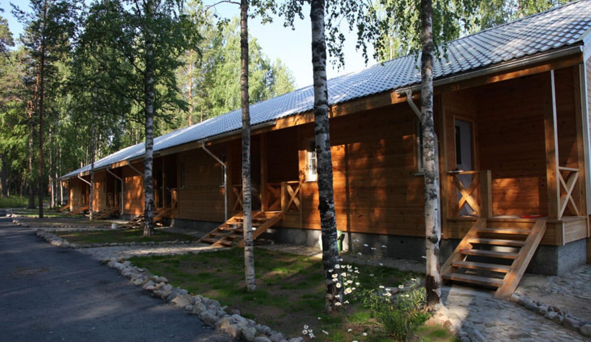 База отдыха «Шишки» Республика Карелия, фото 1