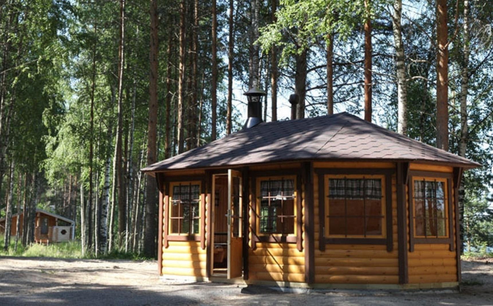 База отдыха «Шишки» Республика Карелия, фото 12