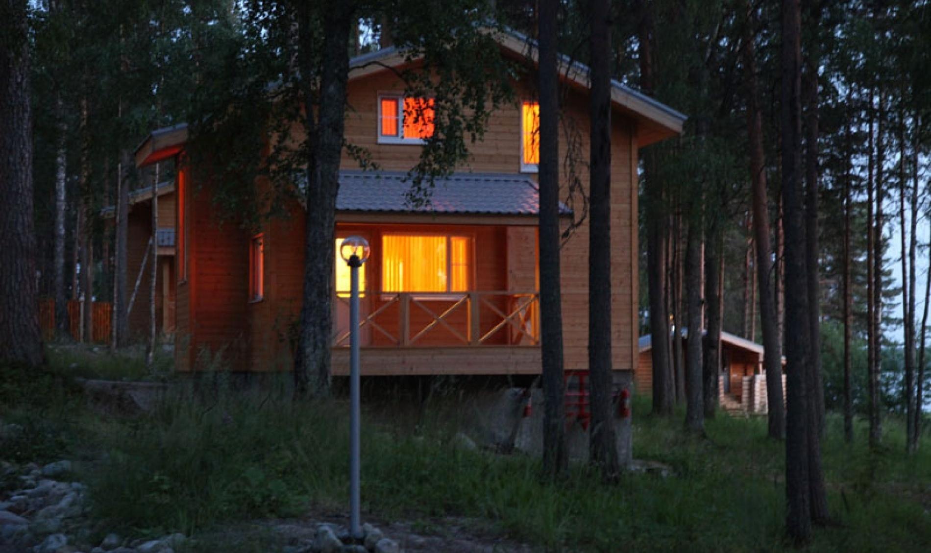 База отдыха «Шишки» Республика Карелия, фото 6
