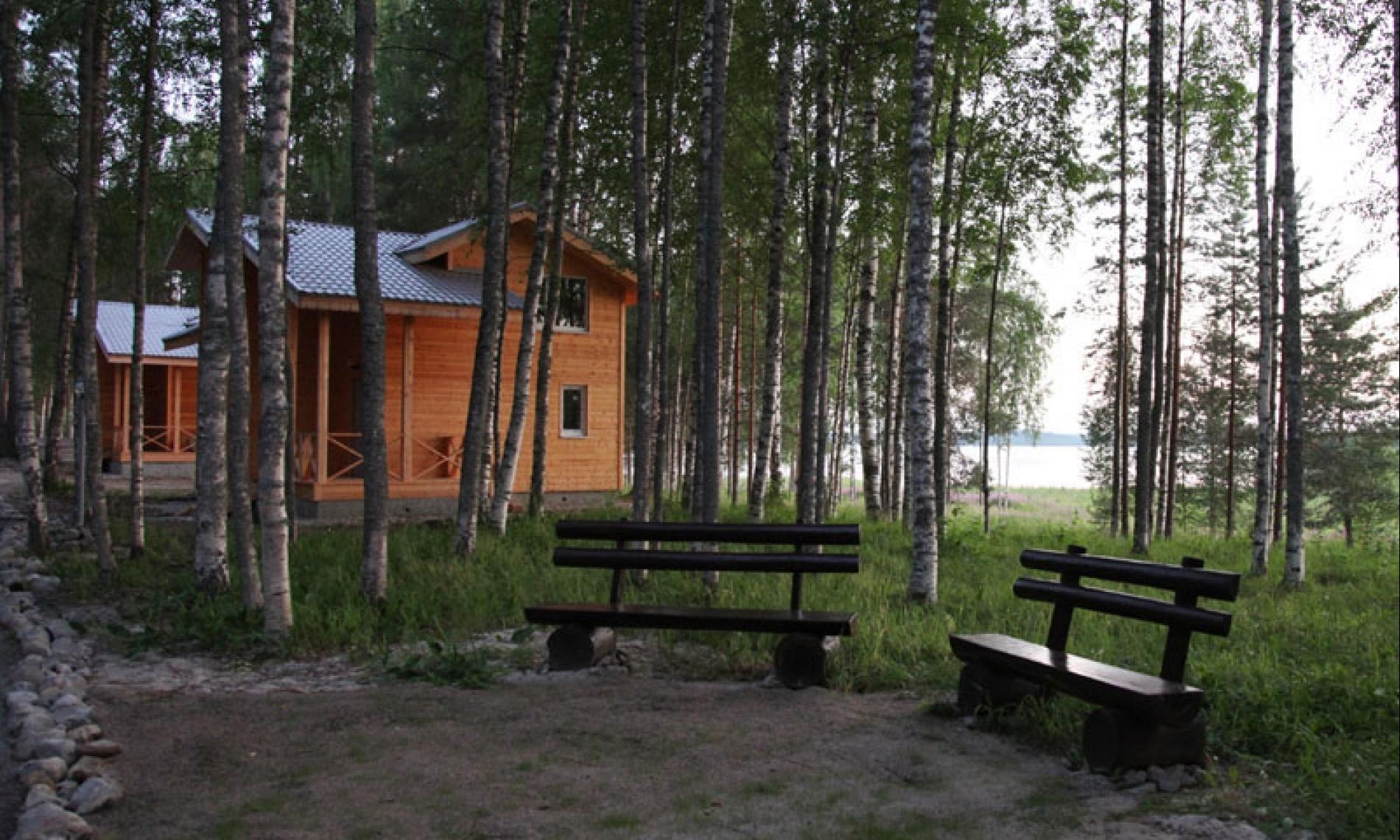 База отдыха «Шишки» Республика Карелия, фото 14