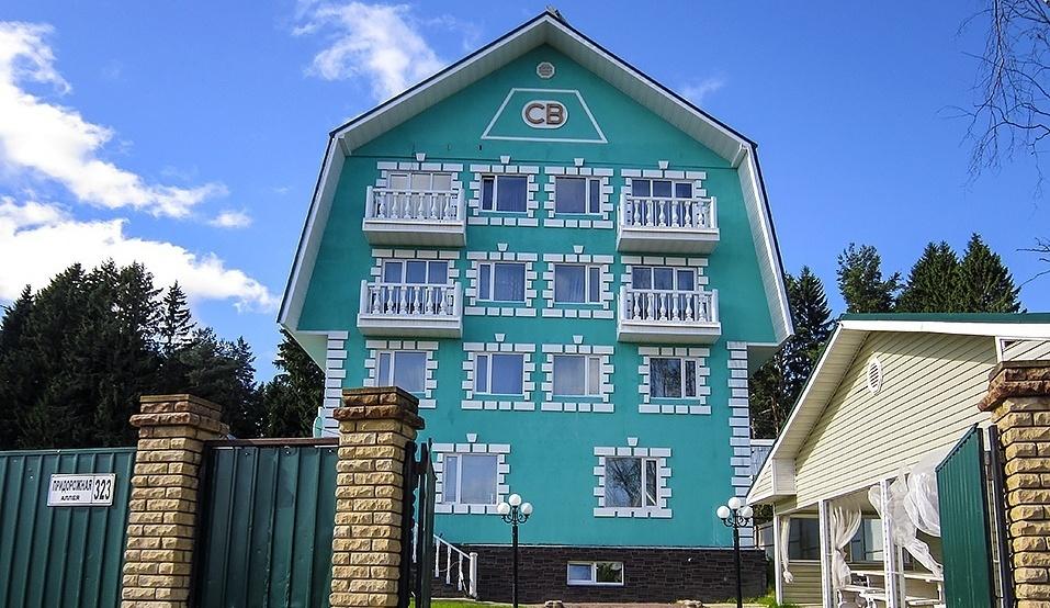 Коттеджный комплекс «Сарженка» Ленинградская область, фото 1