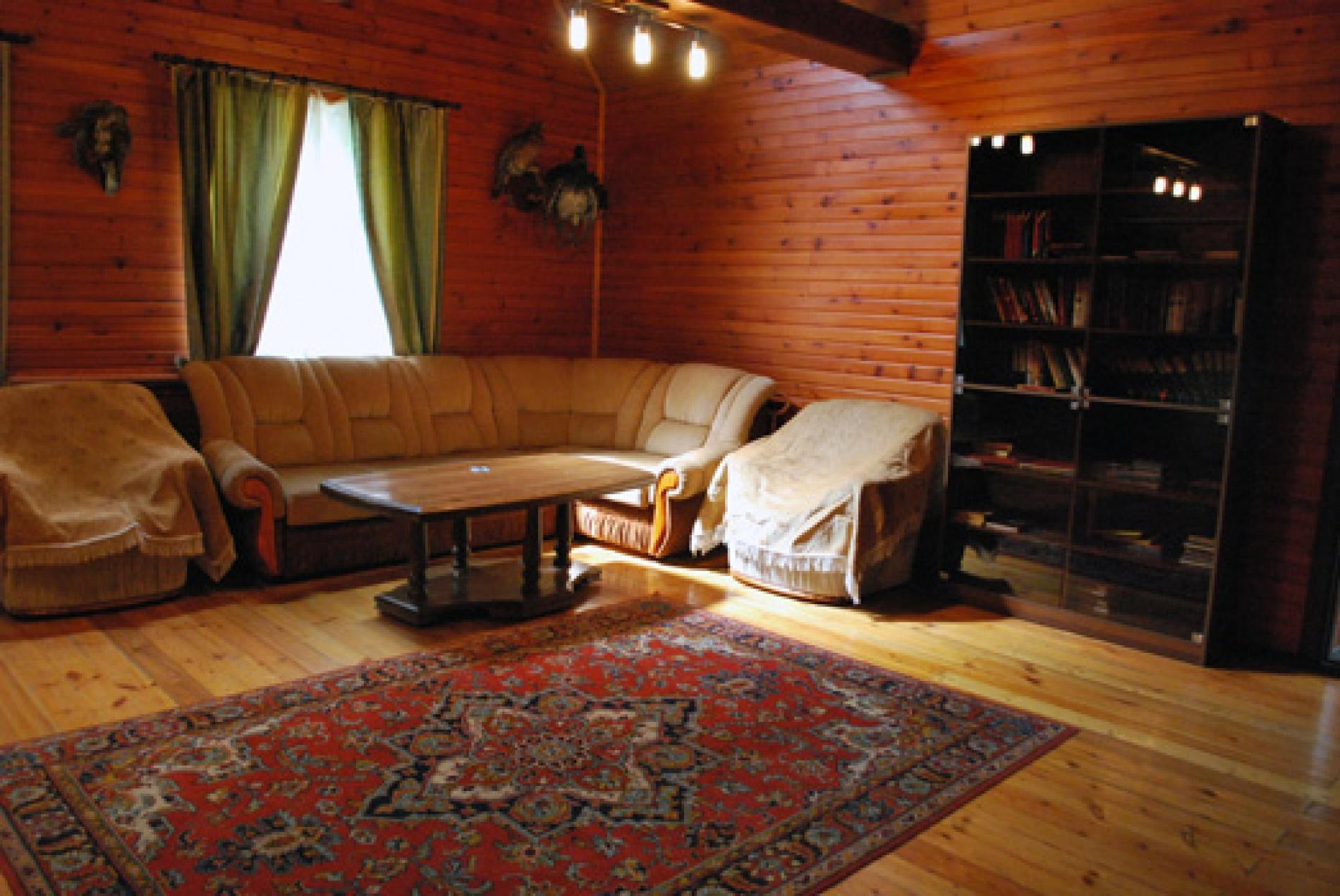 """База отдыха """"Пасека"""" Кемеровская область VIP дом, фото 1"""