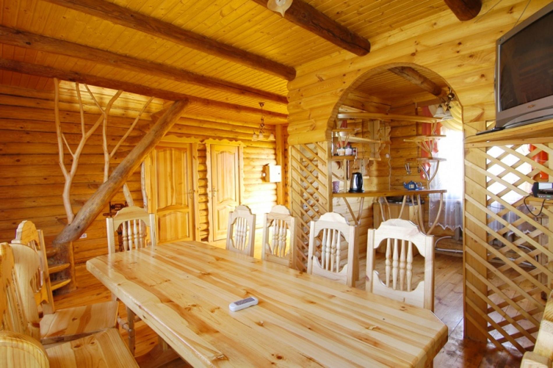 База отдыха «Барское подворье» Рязанская область 15-местный коттедж, фото 2