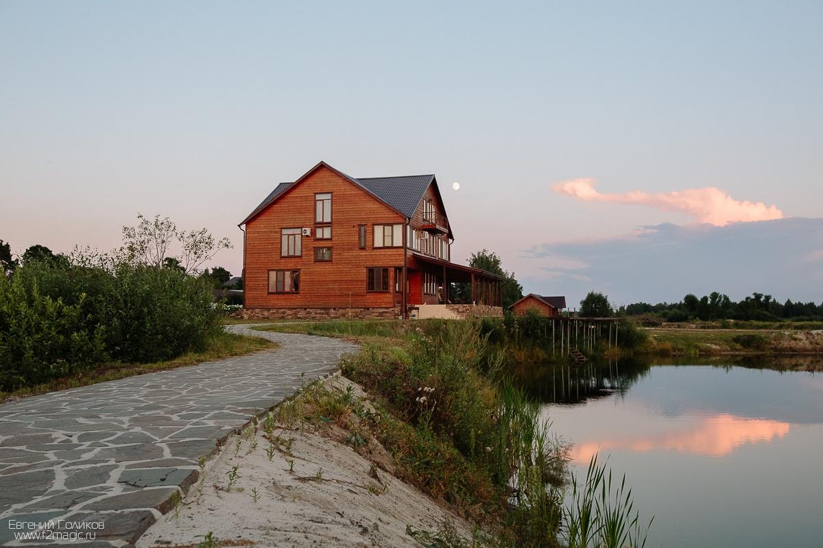 База отдыха «Полушкино» Рязанская область Гостевой VIP-дом, фото 3