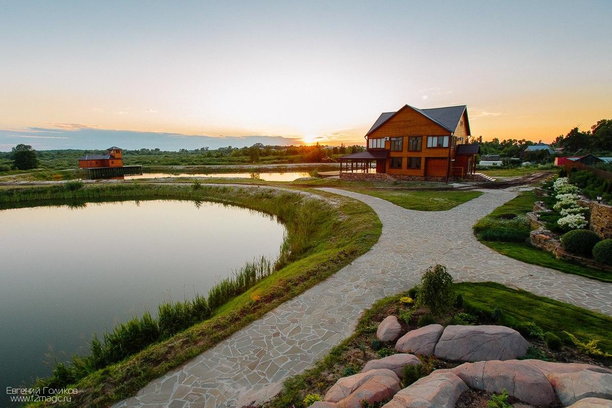 База отдыха «Полушкино» Рязанская область, фото 4