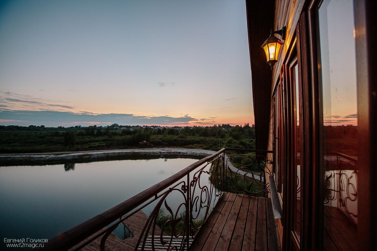 База отдыха «Полушкино» Рязанская область Гостевой VIP-дом, фото 6