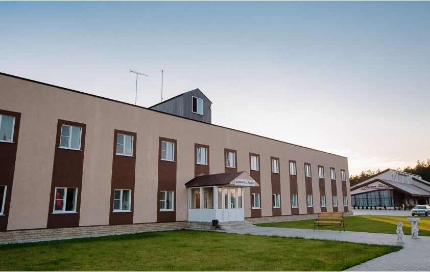 База отдыха «Полушкино» Рязанская область Гостиница, фото 1