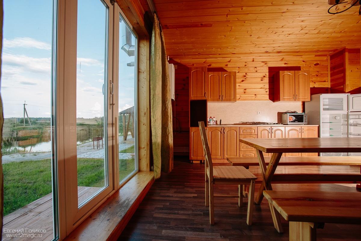 База отдыха «Полушкино» Рязанская область Коттеджный комплекс «Три медведя», фото 2