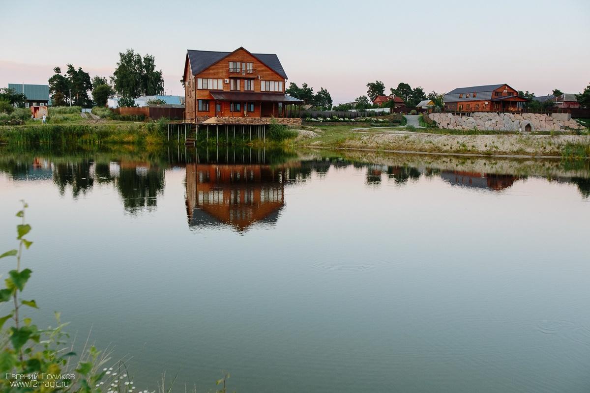 База отдыха «Полушкино» Рязанская область Гостевой VIP-дом, фото 11