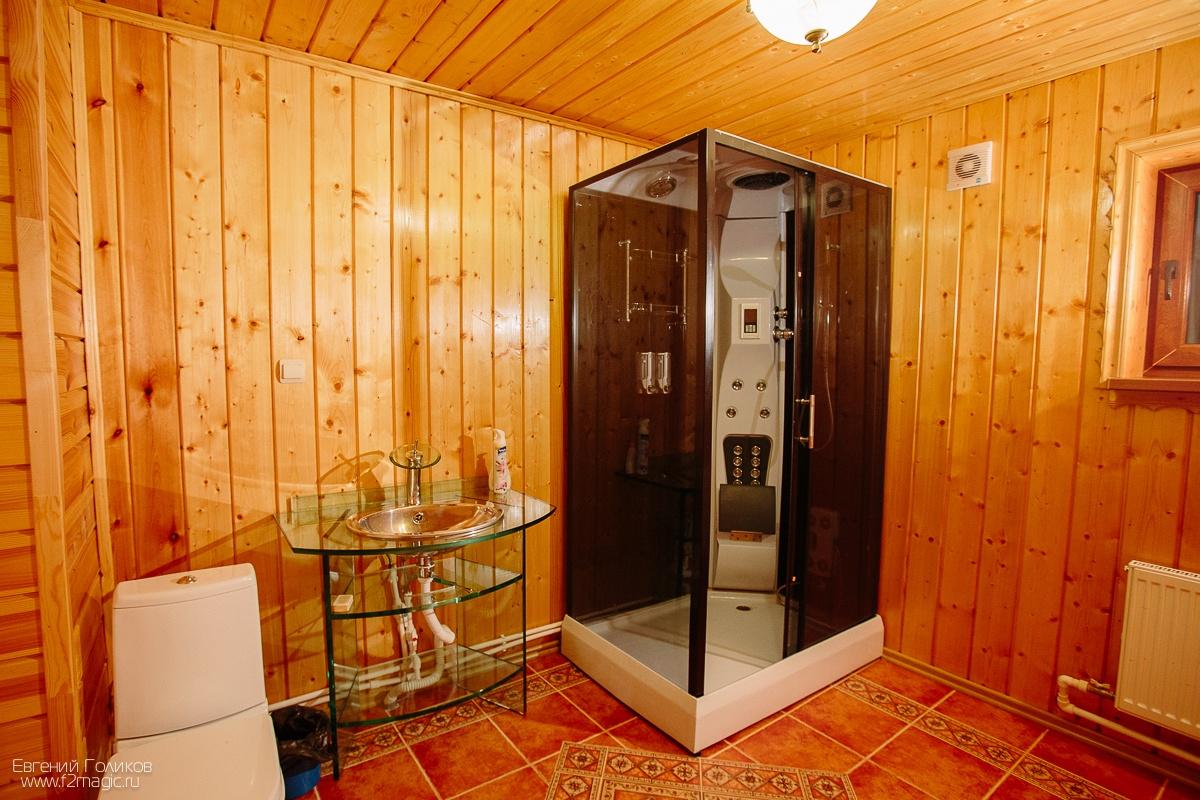 База отдыха «Полушкино» Рязанская область Гостевой VIP-дом, фото 12