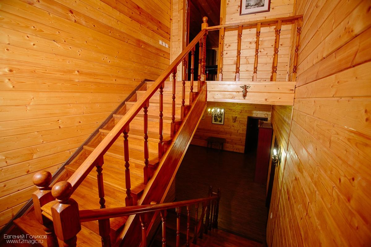 База отдыха «Полушкино» Рязанская область Гостевой VIP-дом, фото 13