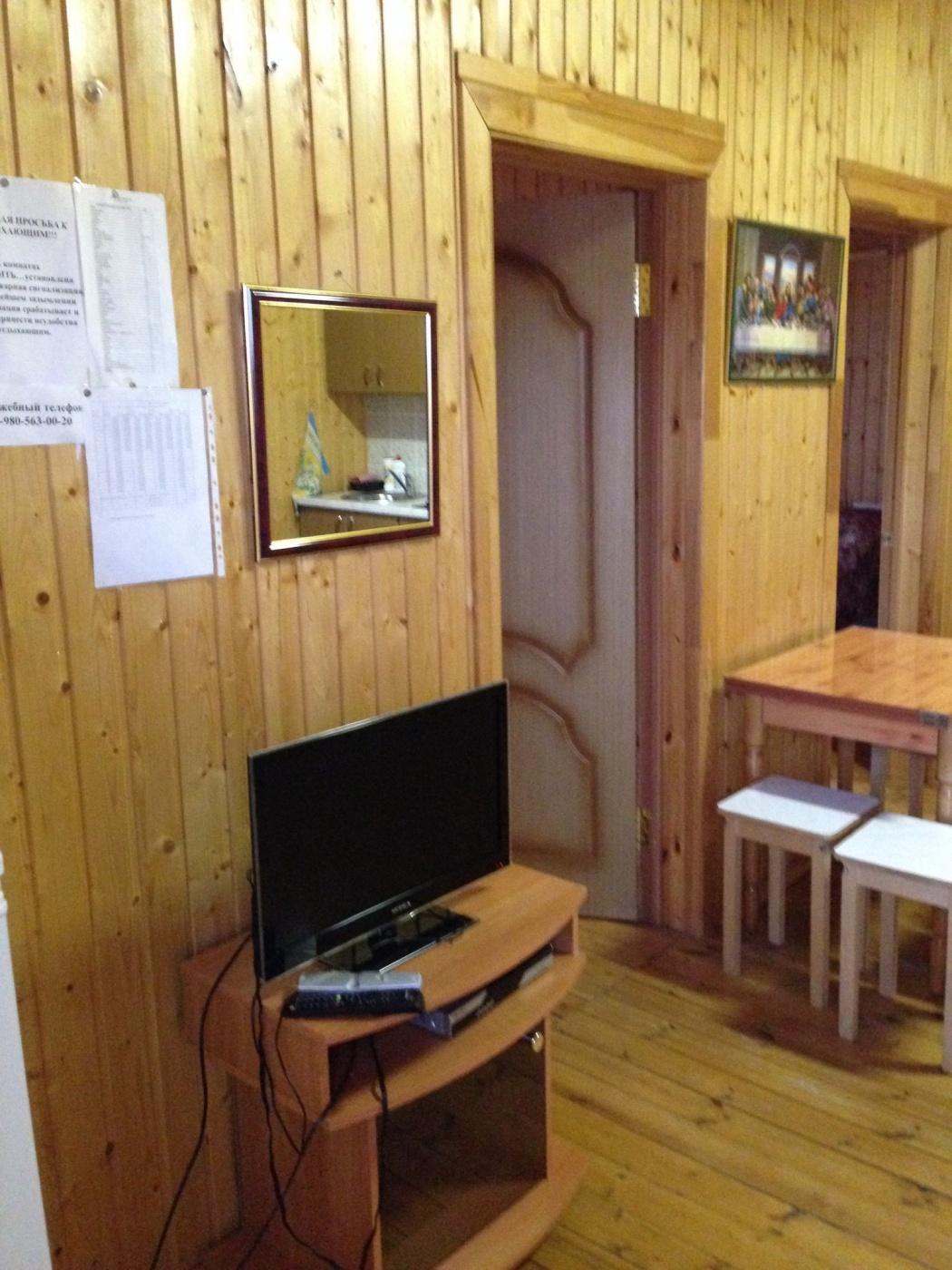 База отдыха «Полушкино» Рязанская область 8-местный номер в коттеджном комплексе «Приозерный» (3 спальни), фото 3