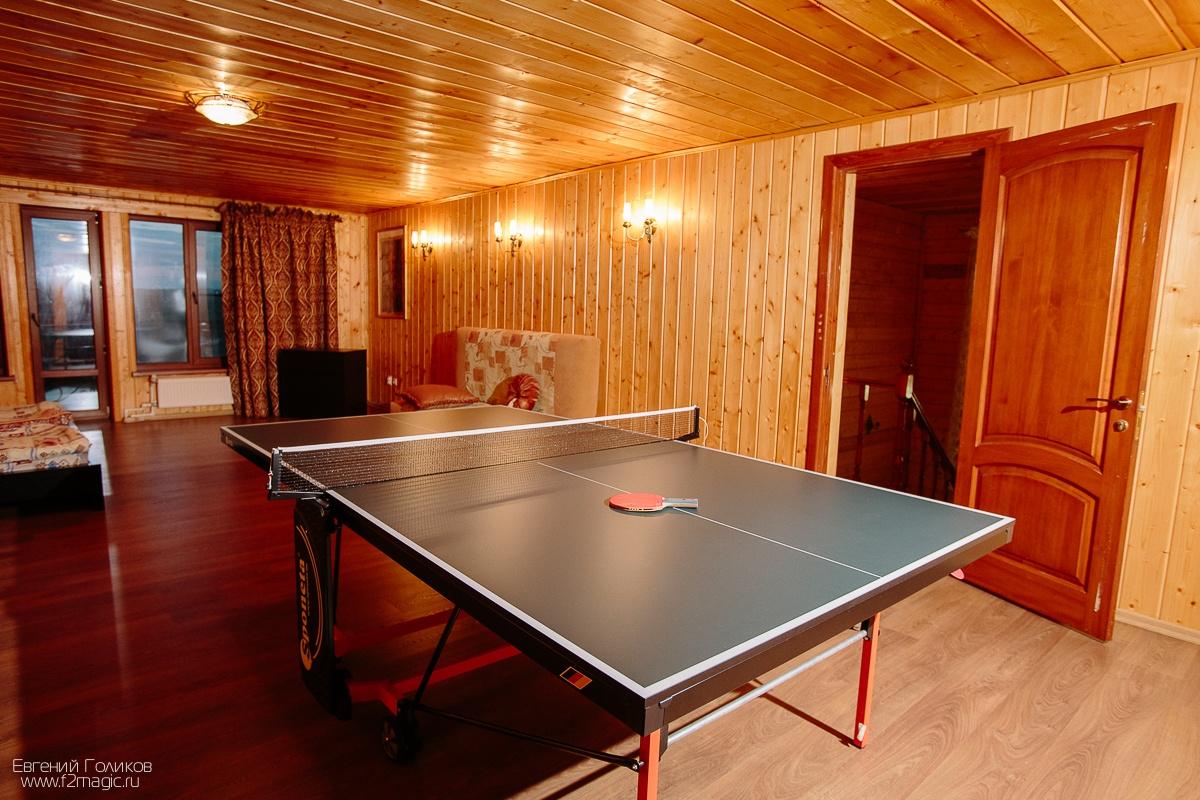 База отдыха «Полушкино» Рязанская область Гостевой VIP-дом, фото 14