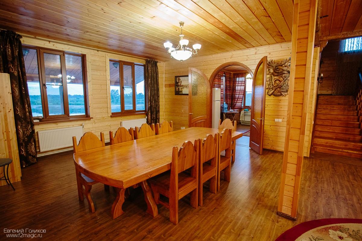База отдыха «Полушкино» Рязанская область Гостевой VIP-дом, фото 15